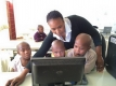 在这个全球化的时代,科技教育能让院童们与世界接轨