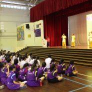中学/高中组优秀奖:戴乾程(女皇道中学)- 为生命拼搏的非洲学生