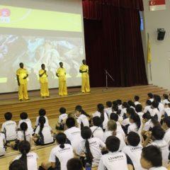 小学组优异奖:王欣月(联华小学)- 请你不要因为世界而改变自己