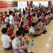 小学组入围作品:许美玹(先锋小学)- 与非洲ACC圆通学校院童交流后的体会与感受