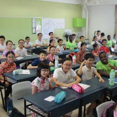 小学组优秀奖:卜婧(光华学校)- 马拉威学生访问我校的感想